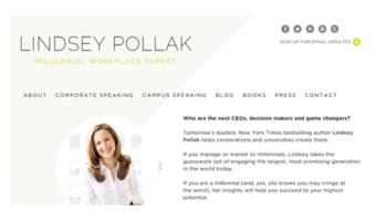 Lindsay Pollack