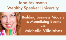 [Podcast] Building Business Models & Monetizing Events with Michelle Villalobos