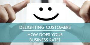delighting customers