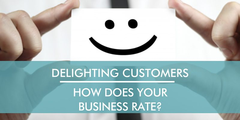 delighting customers