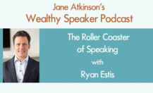 [Podcast] The Roller Coaster of Speaking with Ryan Estis