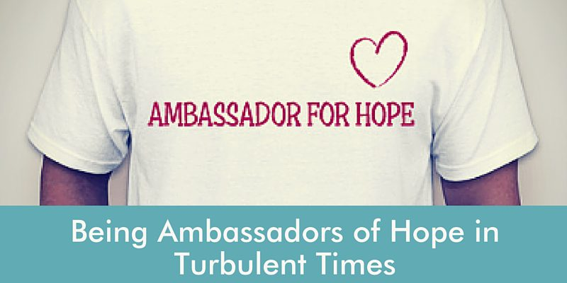 ambassador of hope