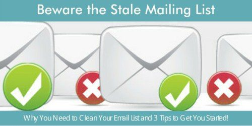 stale mailing list