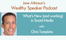 [Podcast] What's New (and working) in Social Media with Chris Tompkins
