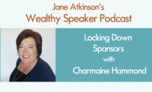 [Podcast] Locking Down Sponsors with Charmaine Hammond