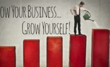 Grow Your Business… Grow Yourself