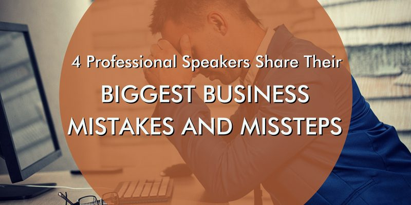 BUSINESS MISTAKES AND MISSTEPS