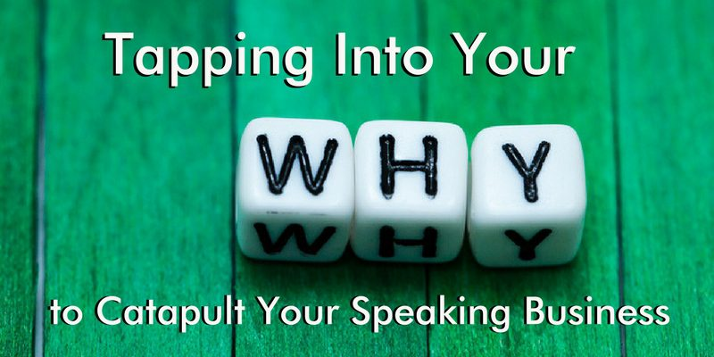 tapping into your why