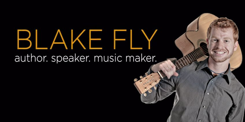 blake fly speaker website