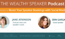 [Podcast] Boost Your Speaker Bookings with Social Media with Erin Gargan