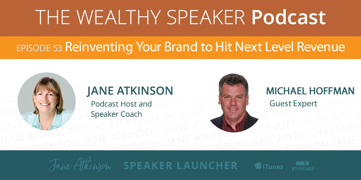 michael hoffman reinventing your brand