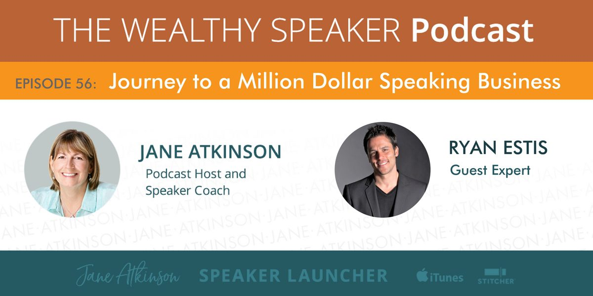 million dollar speaking business