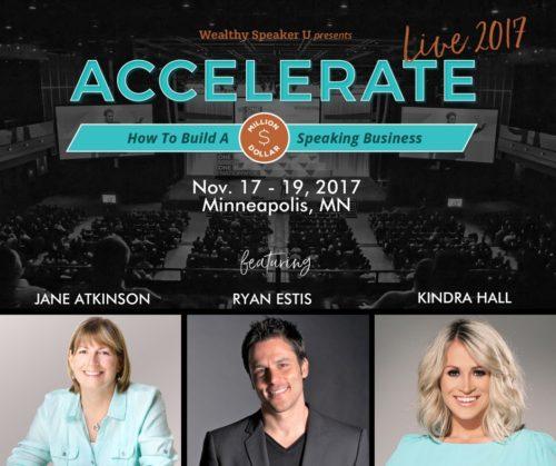 accelerate live 2017