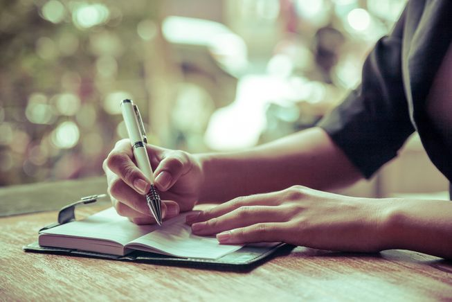 journaling to design your life