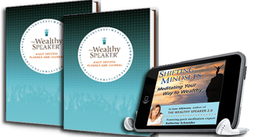 Wealthy Speaker Daily Planner - Ultimate 2 pack