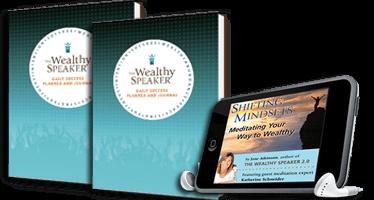 Wealthy Speaker Daily Planner - Ultimate 2 pack