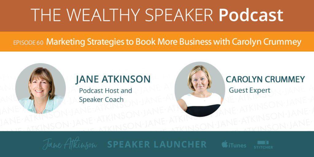 podcast marketing strategies carolyn crummey