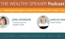[Podcast] Marketing Strategies to Book More Business with Carolyn Crummey