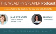[Podcast] Setting Big Goals for the New Year with Jill McAbe