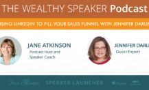 Using LinkedIn to Fill Your Sales Funnel with Jennifer Darling