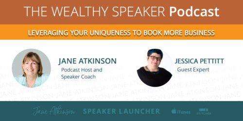jessica pettitt podcast - book more business by leveraging uniqueness