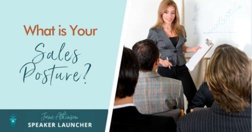 sales posture