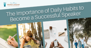 daily habits to become a successful speaker - feature image