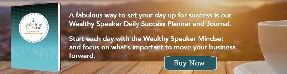 daily habits to become a successful speaker - journal