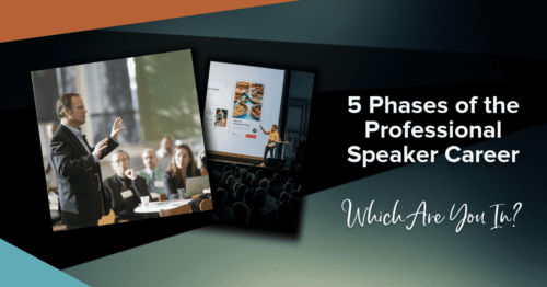 5 phases of a professional speaker career feature image