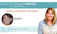 Injecting Humor into Your Speech with Tim Gard