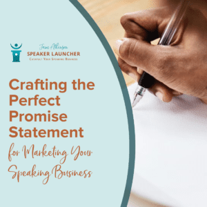 crafting the perfect promise statement
