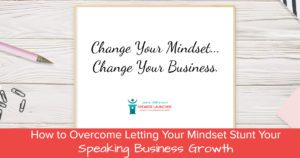 Develop a Mindset for Business Growth and Success