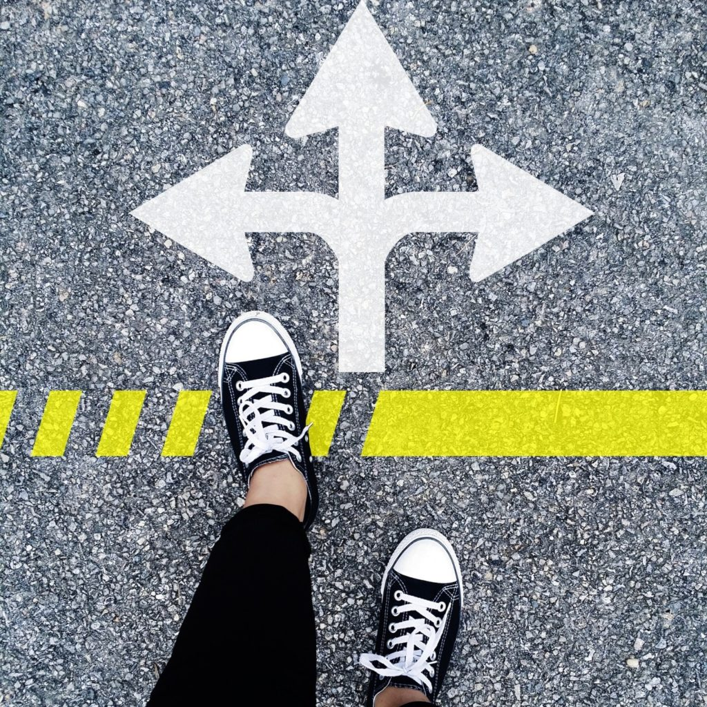 pick a lane - speaking business success strategy