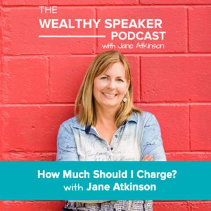 How Much Should I Charge? with Jane Atkinson