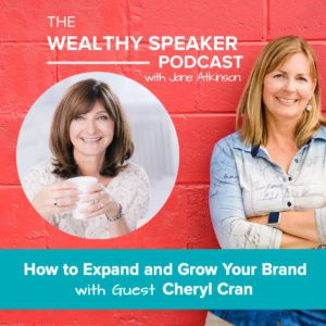 how to grow and expand your brand cheryl cran