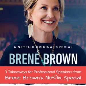 brene brown netflix special - feature image