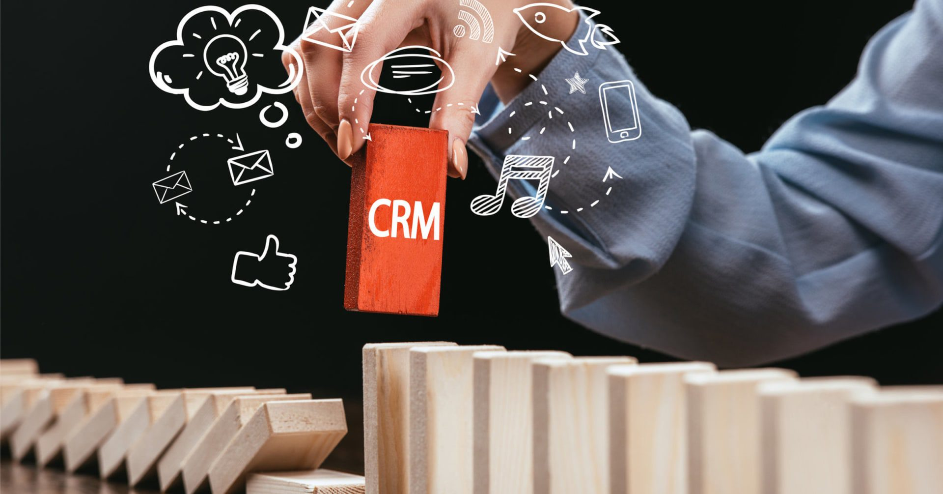 developing a sales strategy - crm