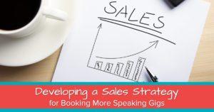 developing a sales strategy - jane atkinson