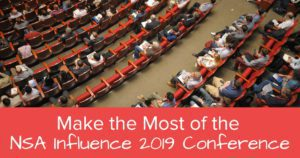 Make the Most of the NSA Influence 2019 Conference - Open Graph