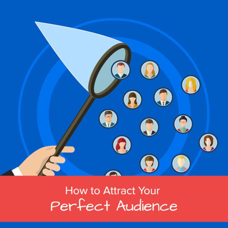 attract your perfect audience - jane atkinson