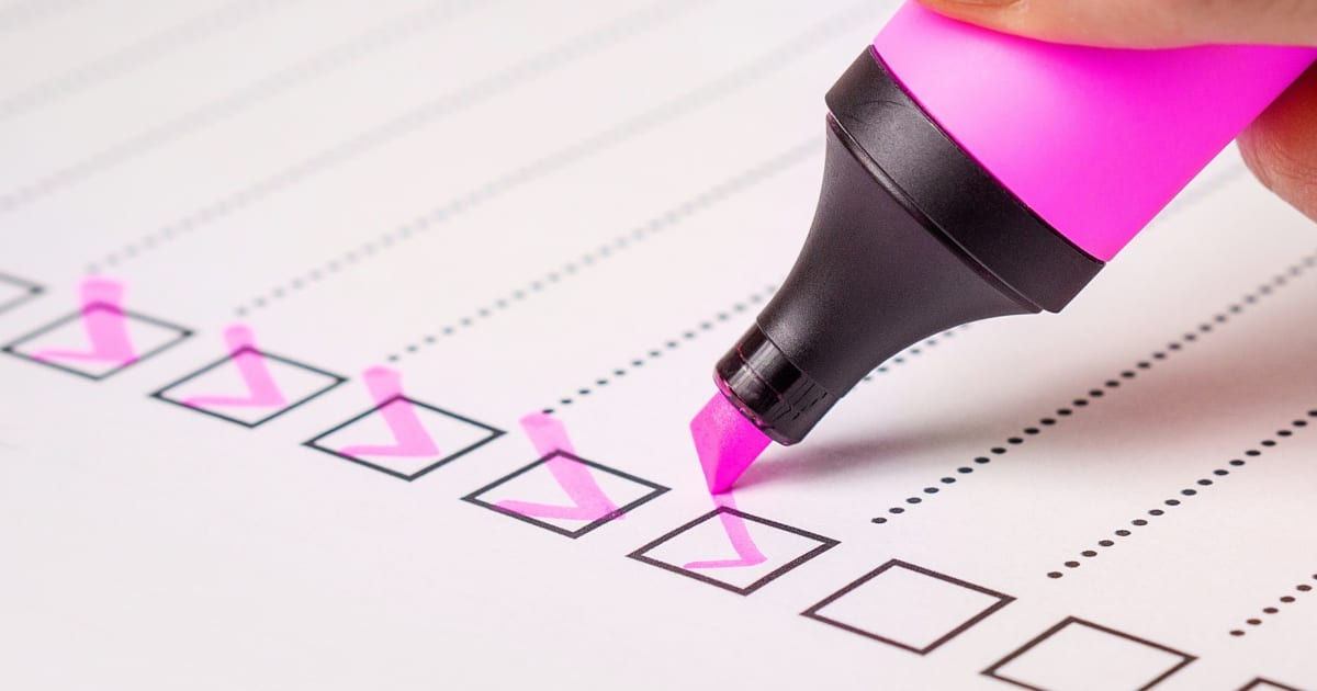 4 Surefire Ways to Build Your Marketing List (and a Few Do's and Don'ts) - Checklist