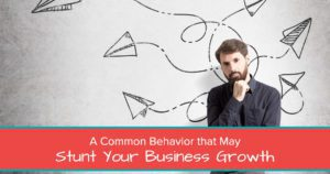 stunt your business growth - wealthy speaker