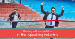 Dealing with Competition in the Speaking Industry - Open Graph