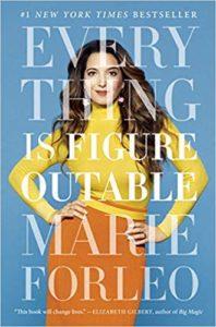 focused hustle 5 january 2020 - marie forleo everything is figureoutable