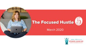 Focused Hustle 5 March 2020 Open graph