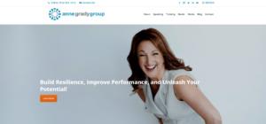 anne grady group - best website contest nominee