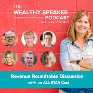 Revenue Roundtable Discussion with an ALL-STAR Cast