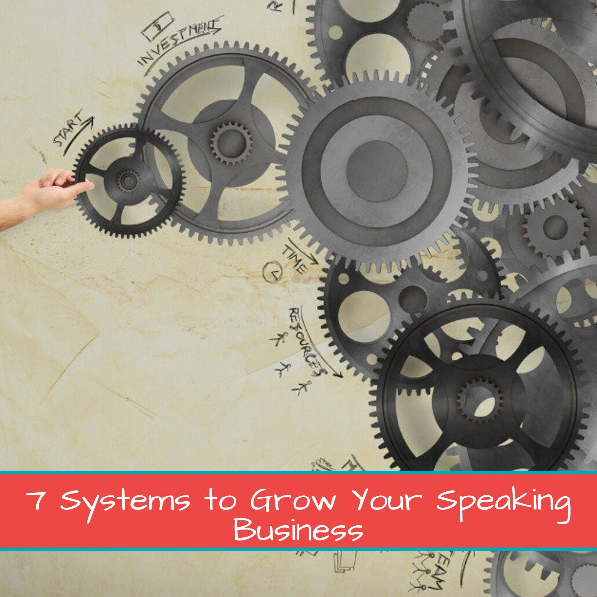 7 Systems to Grow Your Speaking Business Featured Image