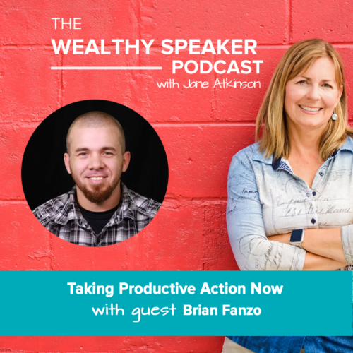 The Wealthy Speaker Podcast Brian Fanzo