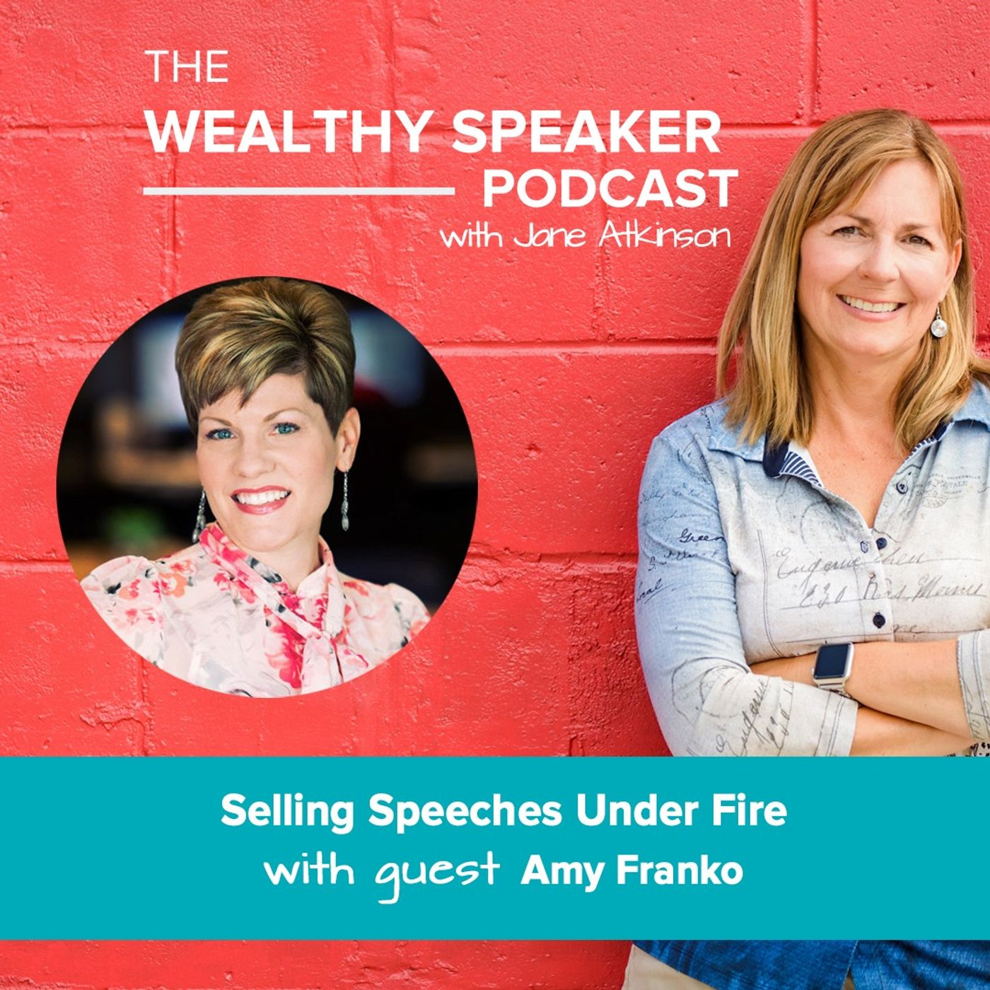 keep going in times of crisis with Amy Franko
